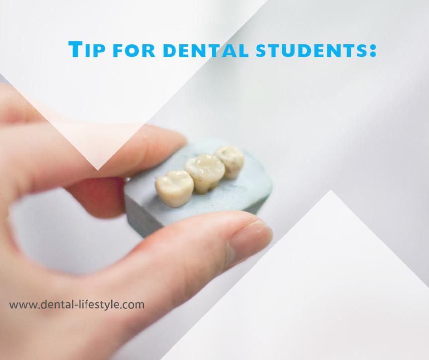 Συμβουλή για φοιτητές οδοντιατρικής