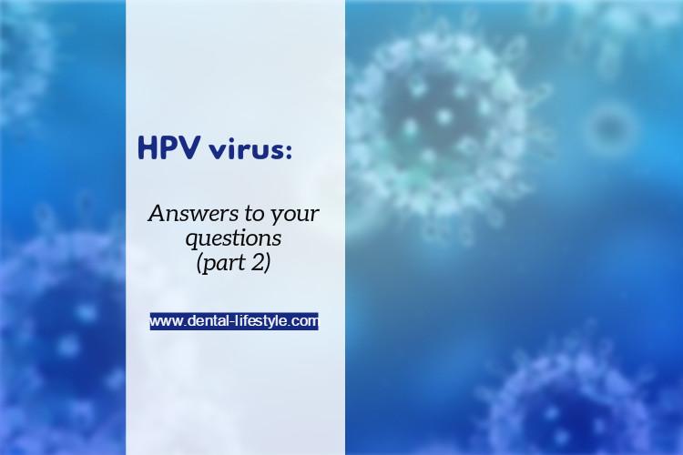 HPV Q&A (PART2)