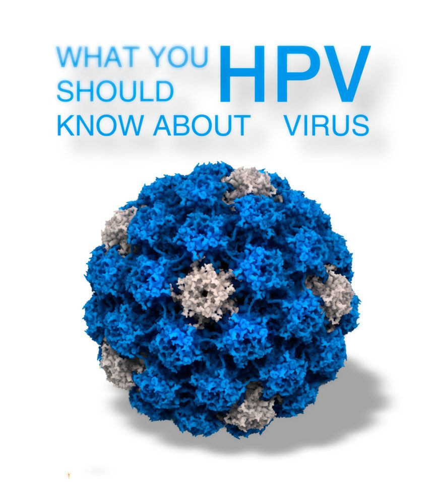 Relation of HPV to oral cancer