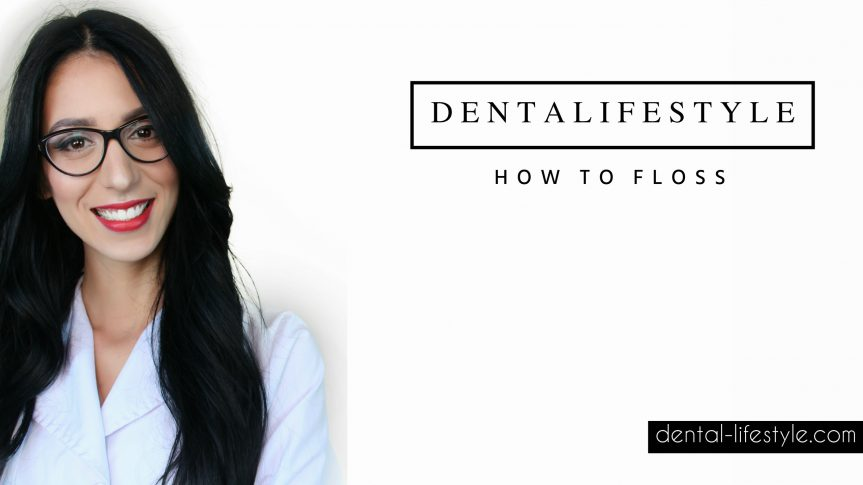 How to dental floss