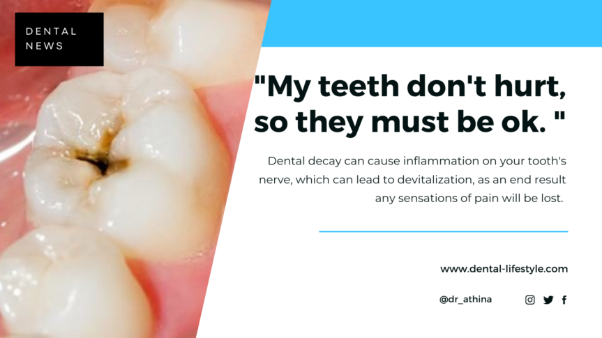 Does Dental Decay Hurt?